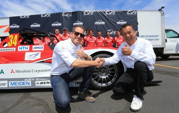 Hiroshi Masuoka and Greg Tracy (1)
