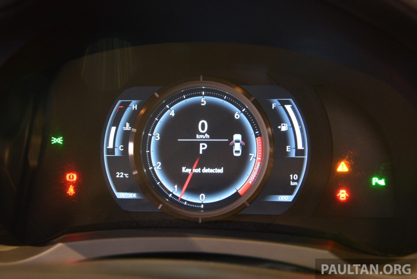 New Lexus IS launched – four variants, from RM270k Image #183012