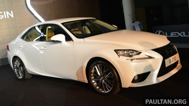 Amazing Lexus IS 51