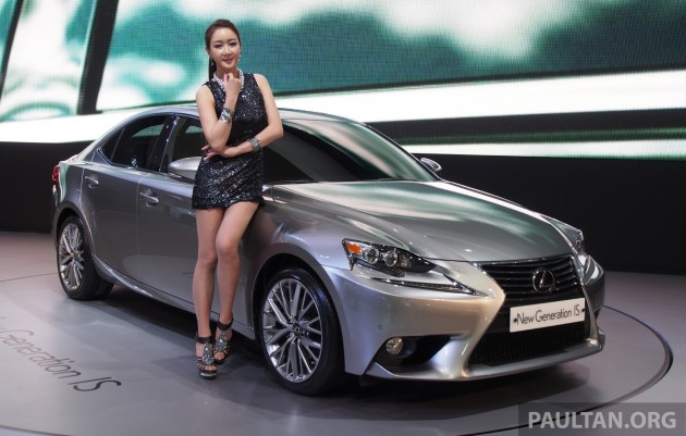 Lexus IS Seoul