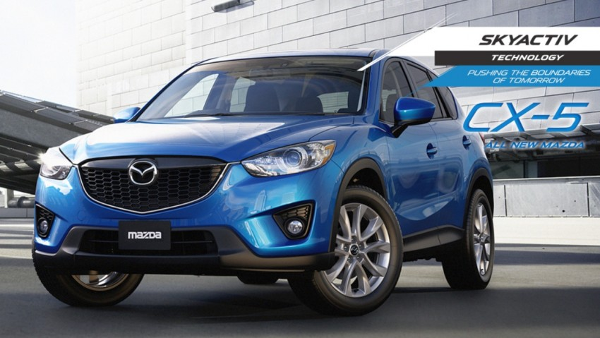 Mazda CX-5 CKD – official prices out, RM137k-RM154k Image #178154