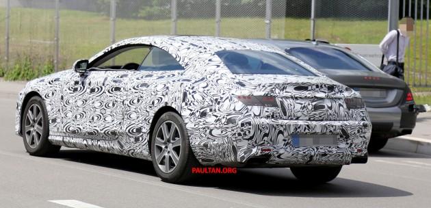 Mercedes-CL-S-Class-Coupe-Spyshots-12