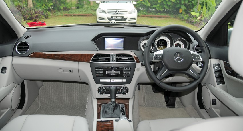 Merc C-Class SportCoupe to crash 3GT's party too? Image #179601