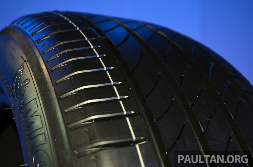 Michelin Primacy 3 ST tyres tested in Thailand – new touring tyre is now available in Malaysia Image #180444