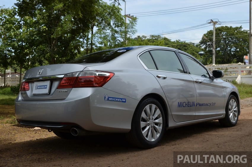 Michelin Primacy 3 ST tyres tested in Thailand – new touring tyre is now available in Malaysia Image #180453