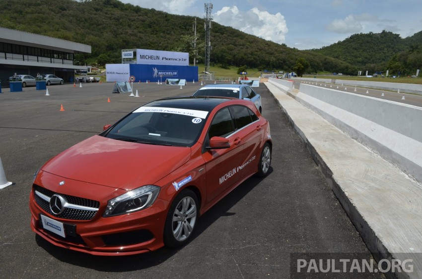 Michelin Primacy 3 ST tyres tested in Thailand – new touring tyre is now available in Malaysia Image #180460