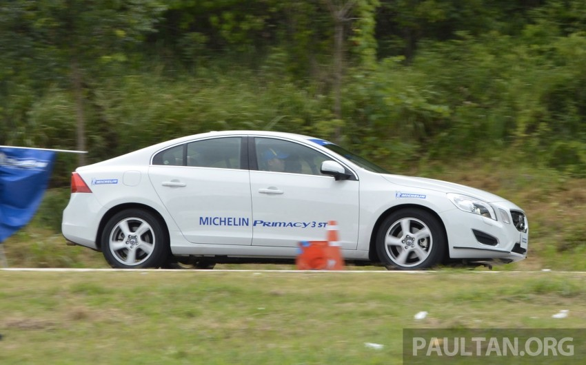 Michelin Primacy 3 ST tyres tested in Thailand – new touring tyre is now available in Malaysia Image #180462