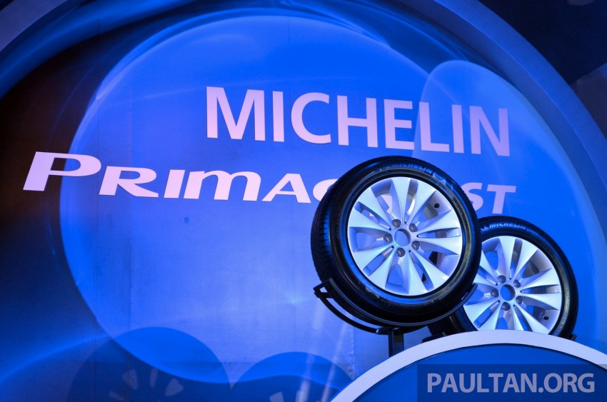 Michelin Primacy 3 ST tyres tested in Thailand – new touring tyre is now available in Malaysia Image #180445