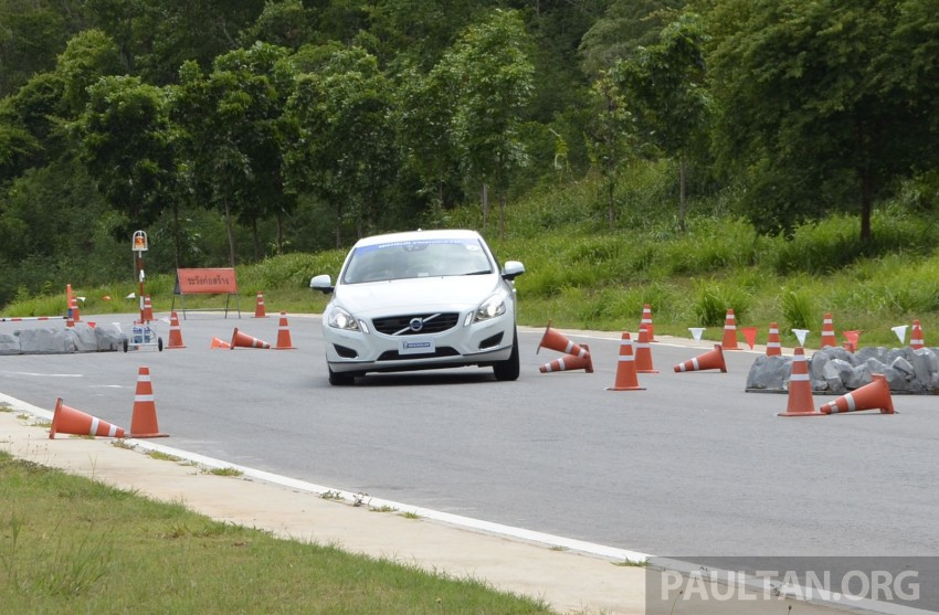 Michelin Primacy 3 ST tyres tested in Thailand – new touring tyre is now available in Malaysia Image #180464