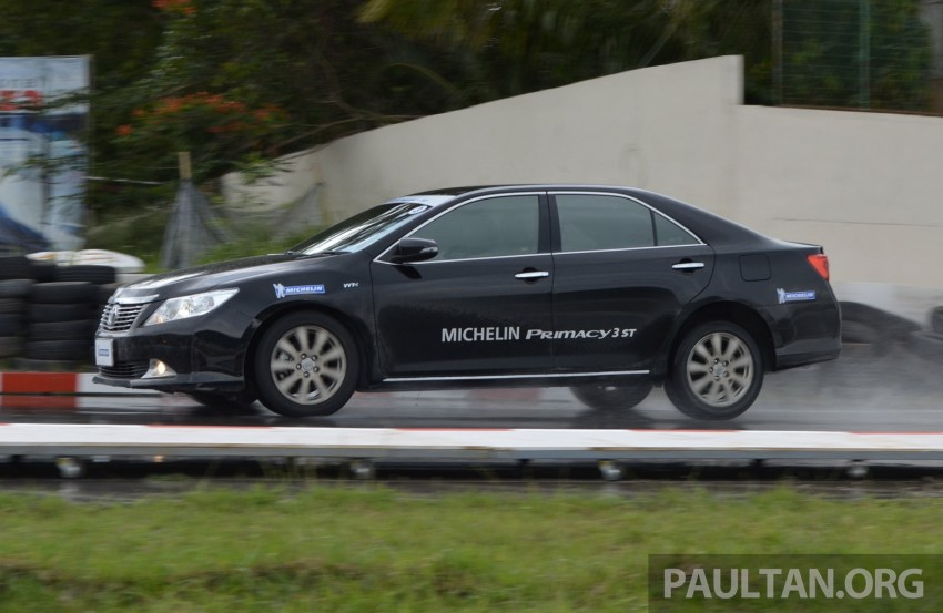 Michelin Primacy 3 ST tyres tested in Thailand – new touring tyre is now available in Malaysia Image #180476