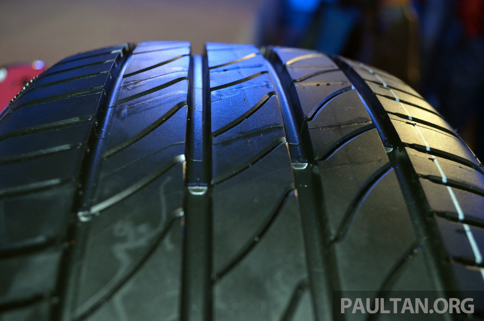 Michelin Primacy 3 ST tyres tested in Thailand – new touring tyre is