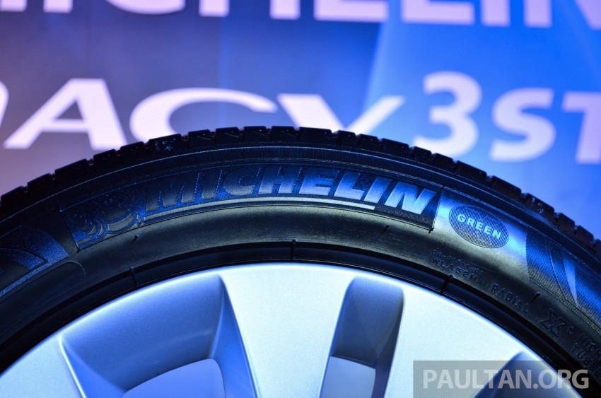 Michelin Primacy 3 ST tyres tested in Thailand – new touring tyre is now available in Malaysia Image #180448