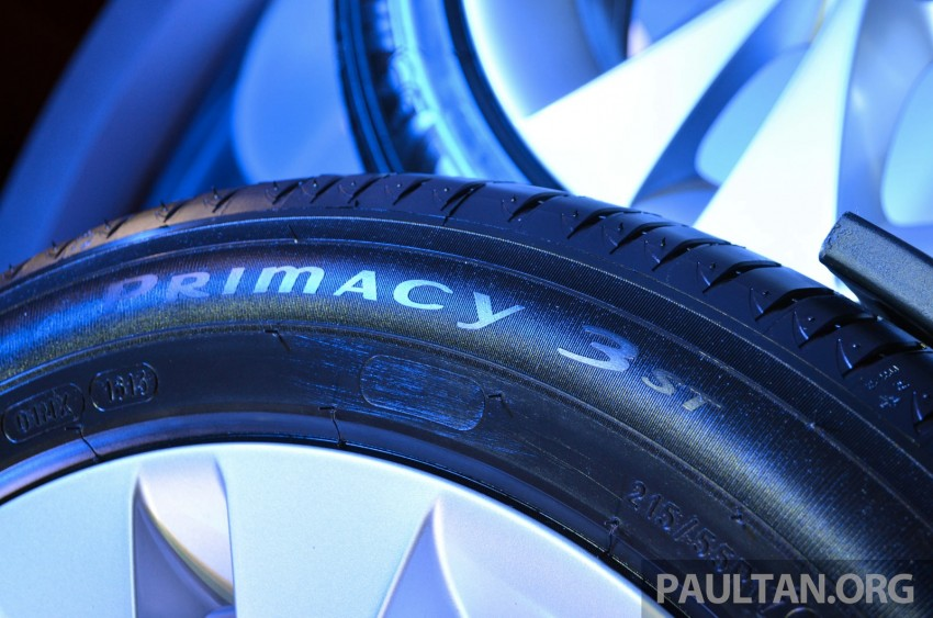 Michelin Primacy 3 ST tyres tested in Thailand – new touring tyre is now available in Malaysia Image #180449