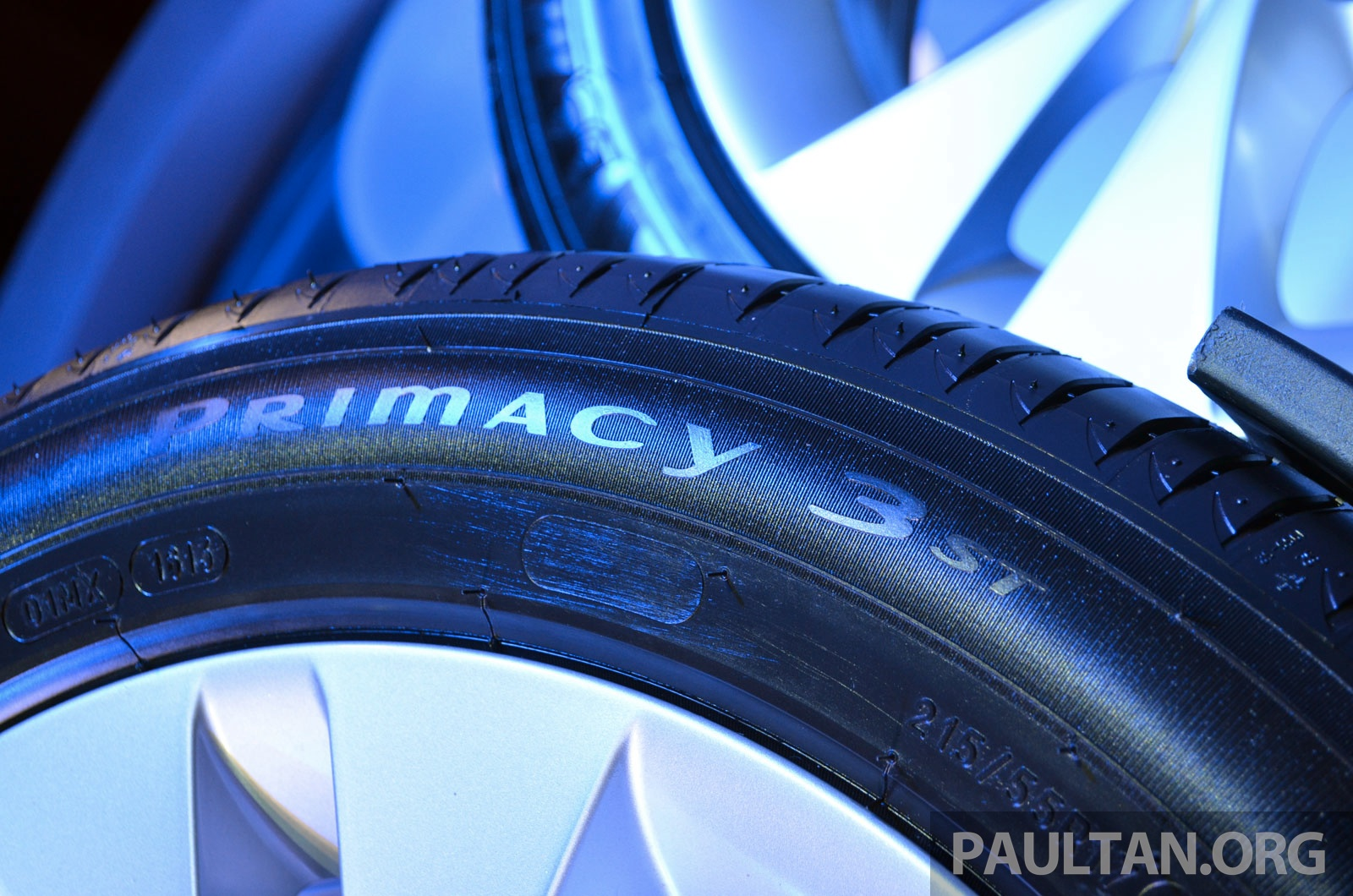 Michelin Primacy 3 ST tyres tested in Thailand – new touring