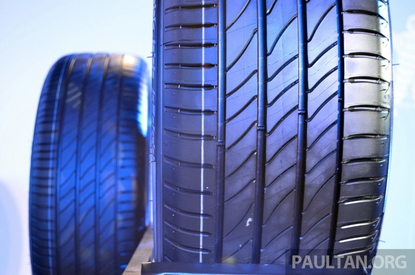 Michelin Primacy 3 ST tyres tested in Thailand – new touring tyre is now available in Malaysia Image #180450