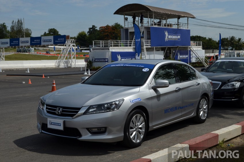Michelin Primacy 3 ST tyres tested in Thailand – new touring tyre is now available in Malaysia Image #180451