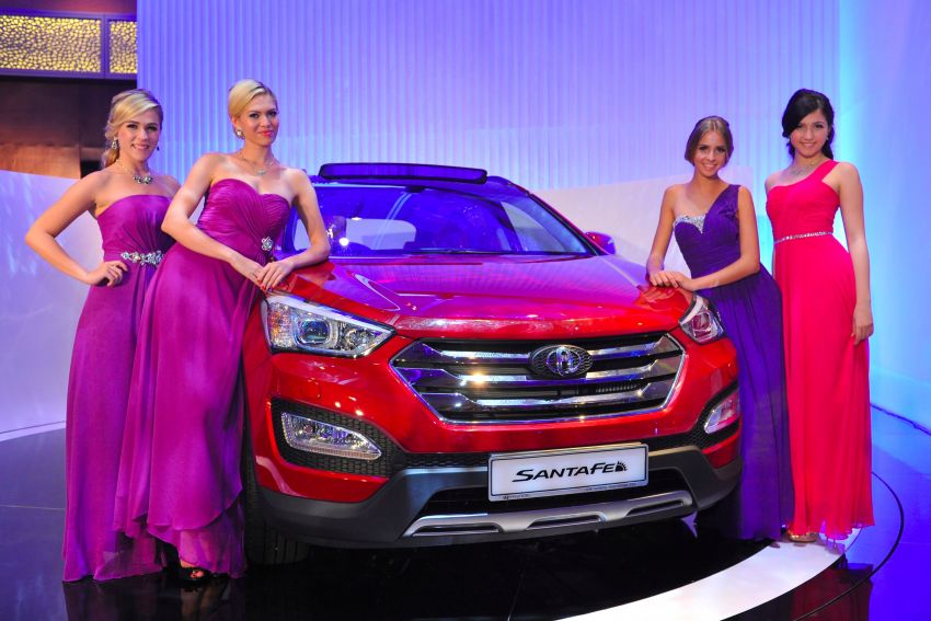 Hyundai Santa Fe launched in Malaysia – 2.4 petrol and 2.2 diesel, seven-seat SUV from RM163,888 Image #182433