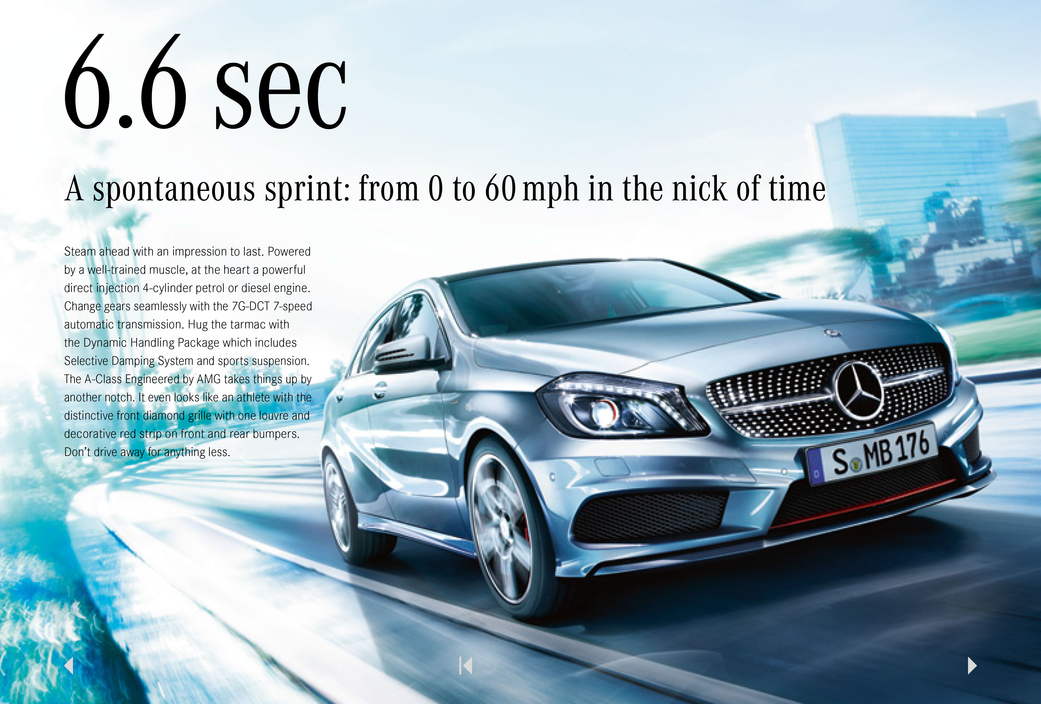 Mercedes Benz A Class Launched A 200 A 250 Sport Image