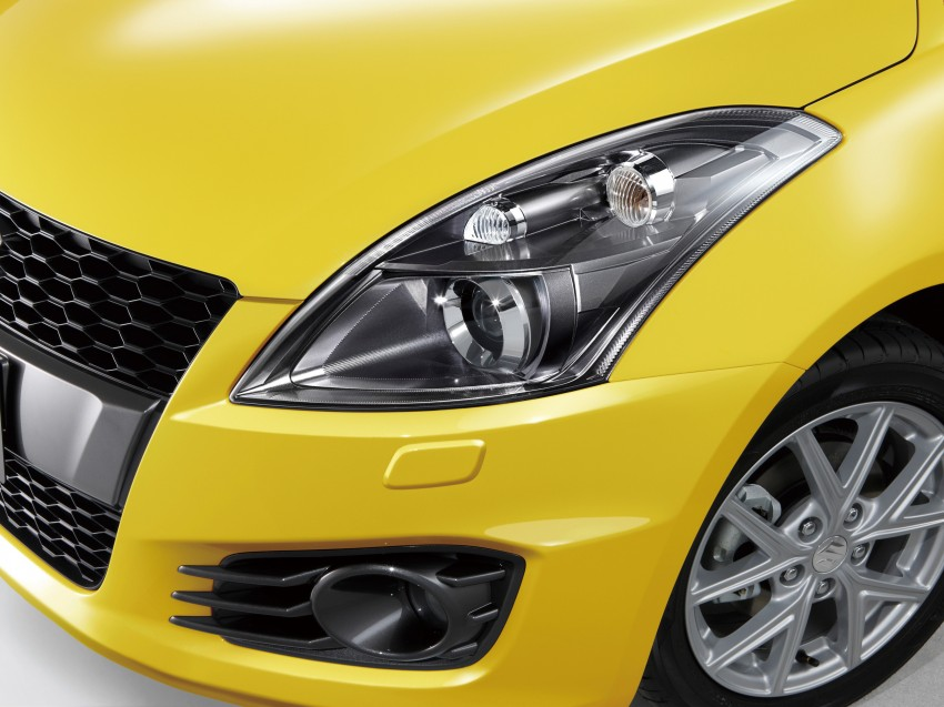 Second-generation Suzuki Swift Sport launched here – 1.6 litre, 134 hp, 160Nm, manual RM98k, CVT RM103k Image #178737