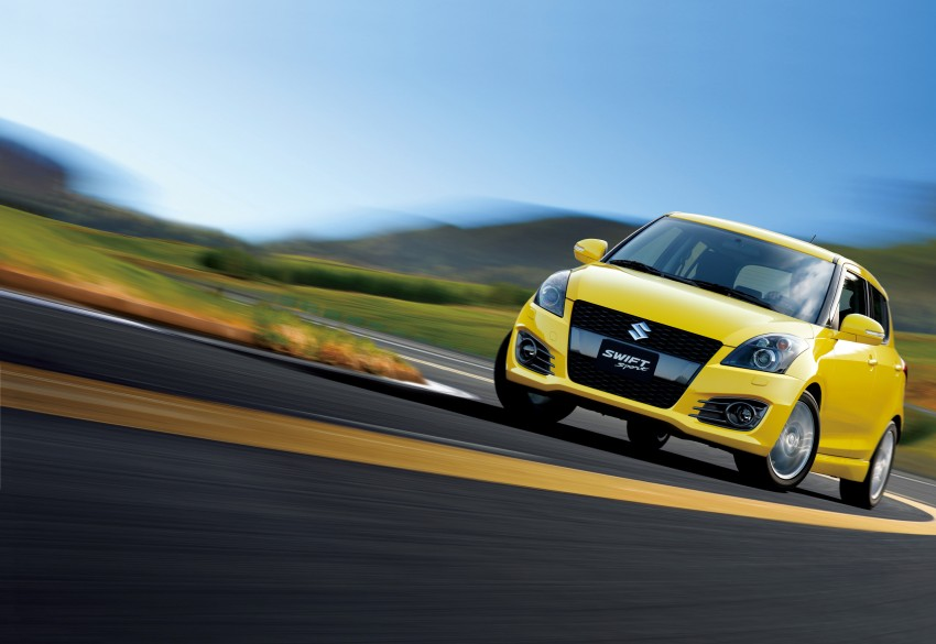 Second-generation Suzuki Swift Sport launched here – 1.6 litre, 134 hp, 160Nm, manual RM98k, CVT RM103k Image #178740