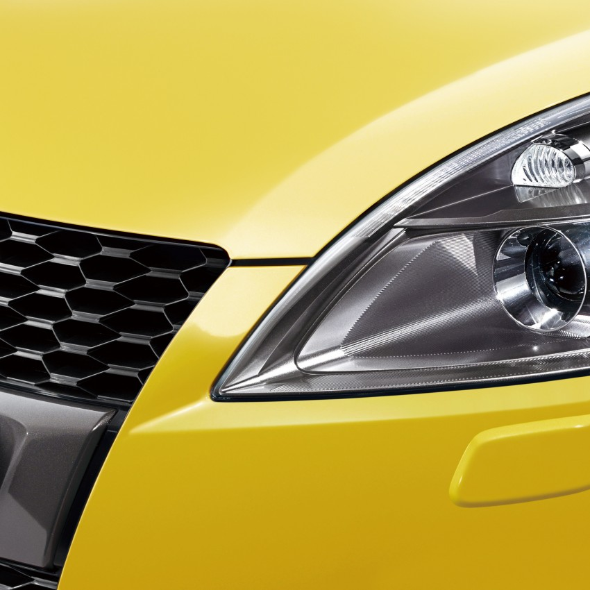 Second-generation Suzuki Swift Sport launched here – 1.6 litre, 134 hp, 160Nm, manual RM98k, CVT RM103k Image #178909