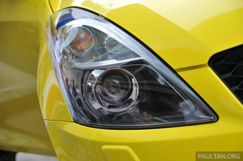 Second-generation Suzuki Swift Sport launched here – 1.6 litre, 134 hp, 160Nm, manual RM98k, CVT RM103k Image #178867