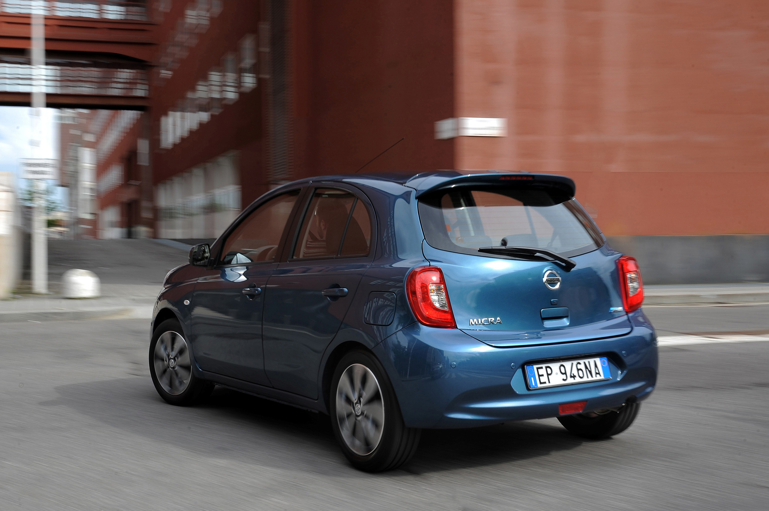 Updated Nissan Micra For Europe Gets A Major Revamp Paul