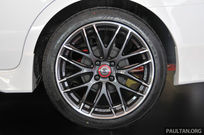 Nissan Almera Nismo Performance Package Concept Image #180884