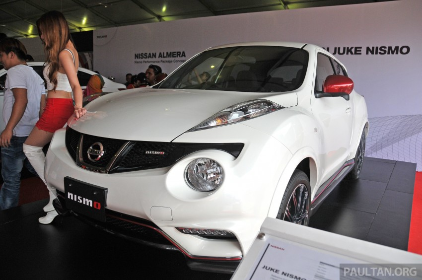 Nissan Almera Nismo Performance Package Concept Image #180891