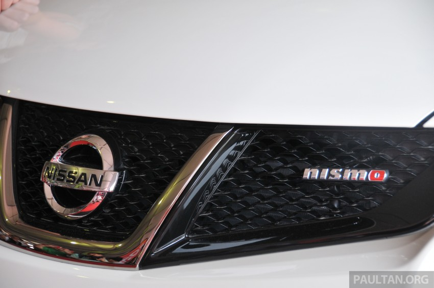 Nissan Almera Nismo Performance Package Concept Image #180893