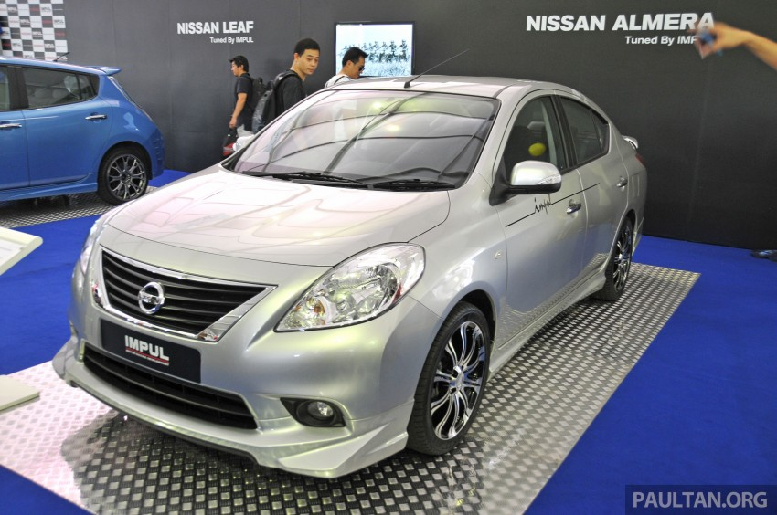Nissan Almera Nismo Performance Package Concept Image #180899