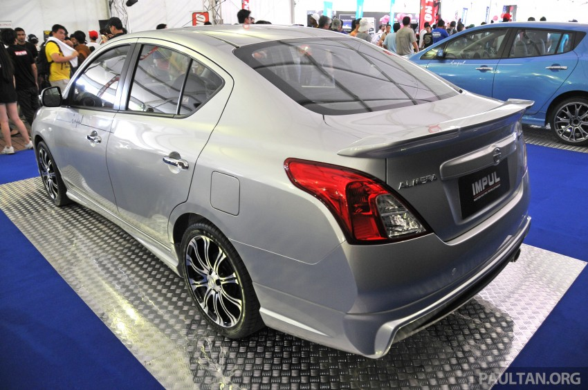 Nissan Almera Nismo Performance Package Concept Image #180900