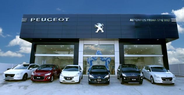 Peugeot Kuala Terengganu