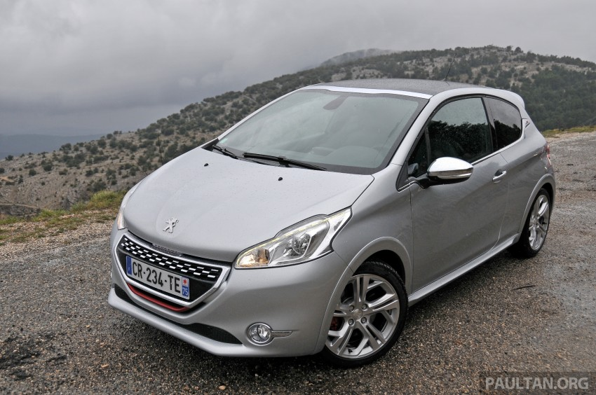 DRIVEN: New Peugeot 208 GTi in the South of France Image #179114