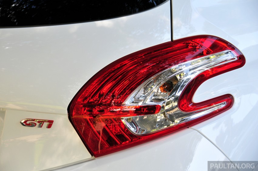 DRIVEN: New Peugeot 208 GTi in the South of France Image #179119