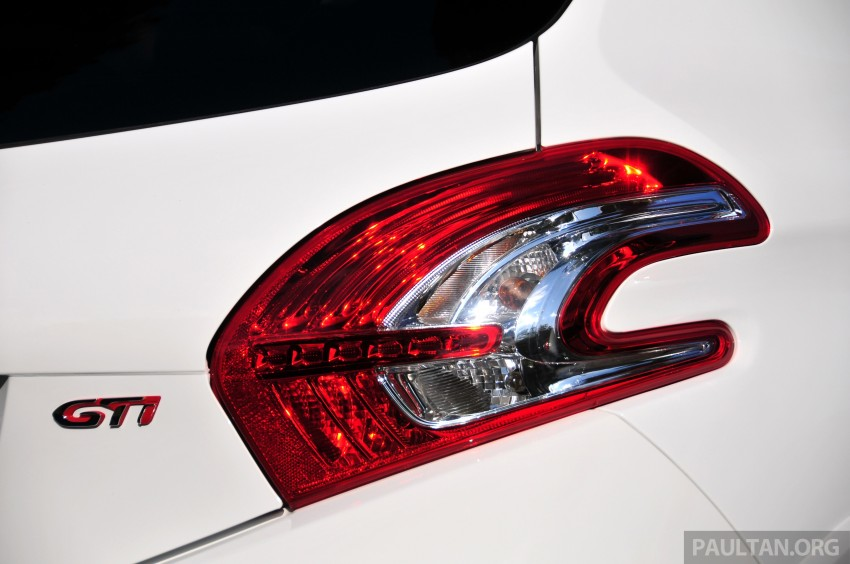 DRIVEN: New Peugeot 208 GTi in the South of France Image #179124