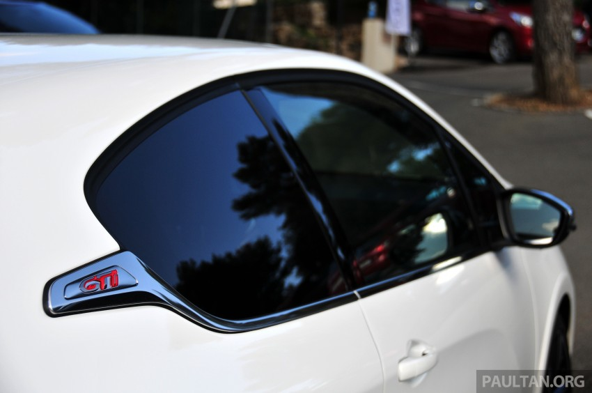 DRIVEN: New Peugeot 208 GTi in the South of France Image #179128