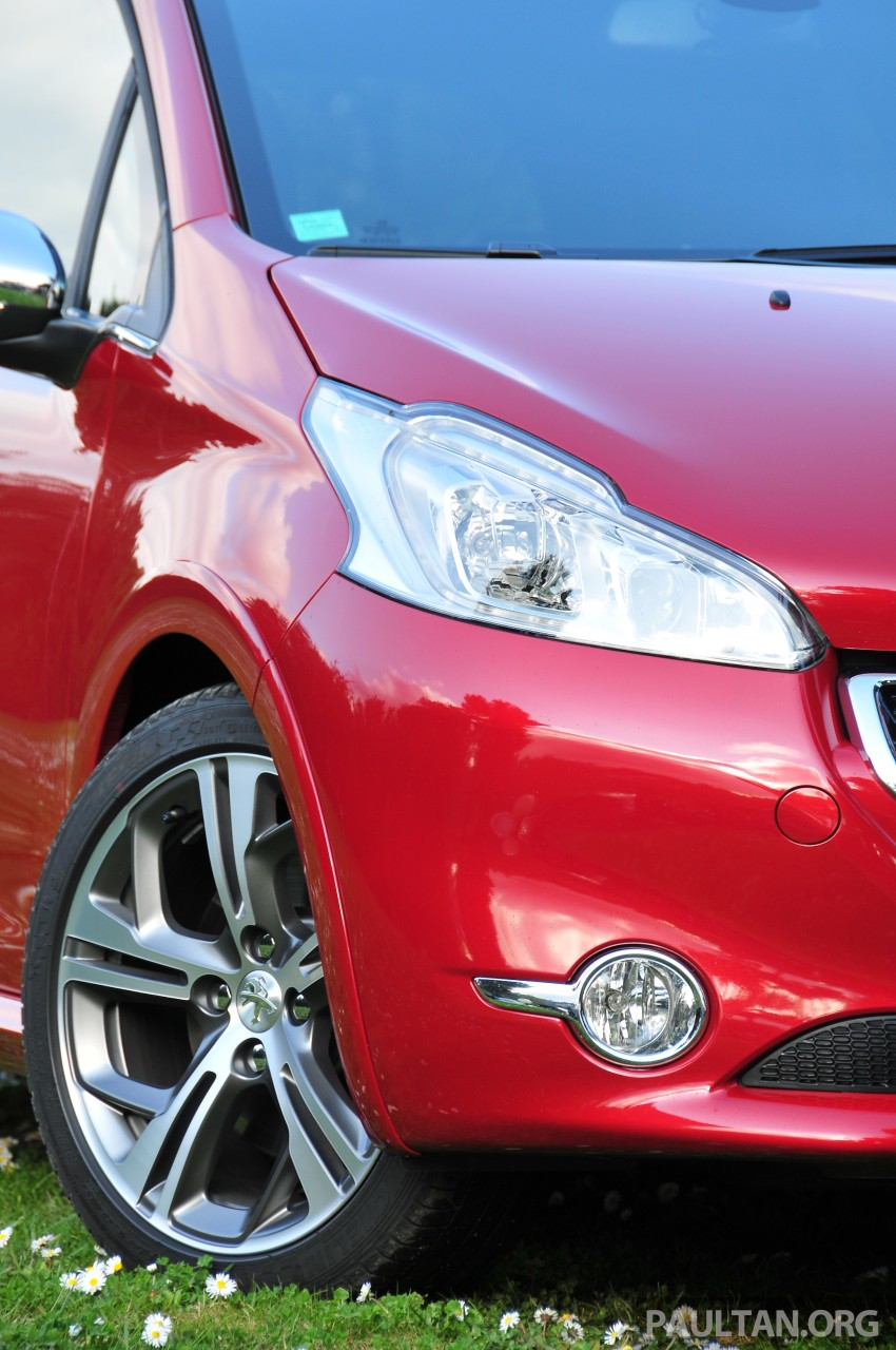 DRIVEN: New Peugeot 208 GTi in the South of France Image #179129