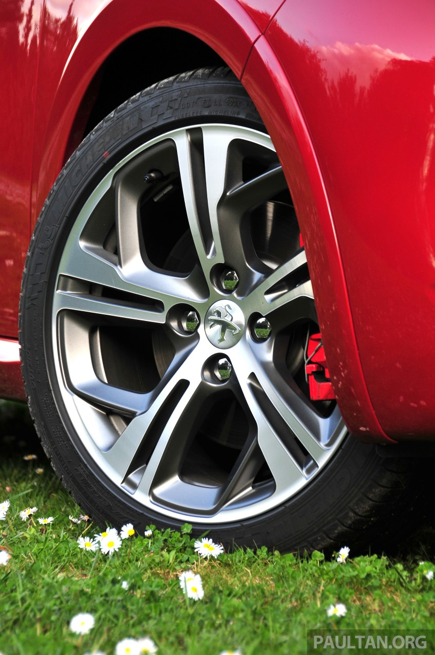 DRIVEN: New Peugeot 208 GTi in the South of France Image #179132