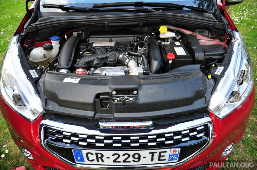DRIVEN: New Peugeot 208 GTi in the South of France Image #179139