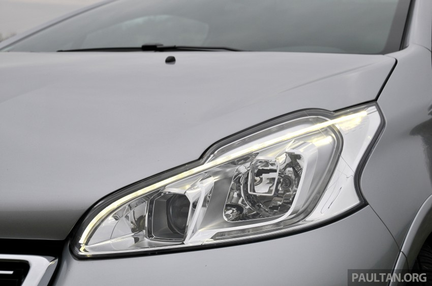 DRIVEN: New Peugeot 208 GTi in the South of France Image #179146