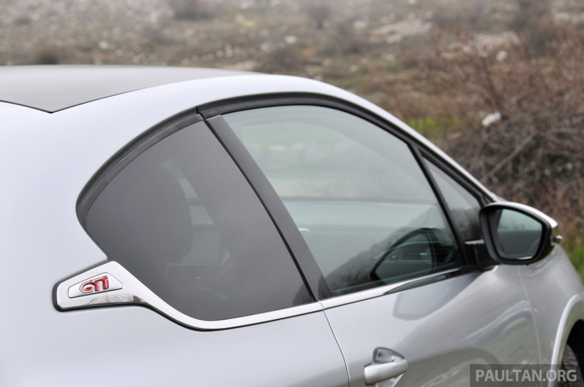 DRIVEN: New Peugeot 208 GTi in the South of France Image #179151