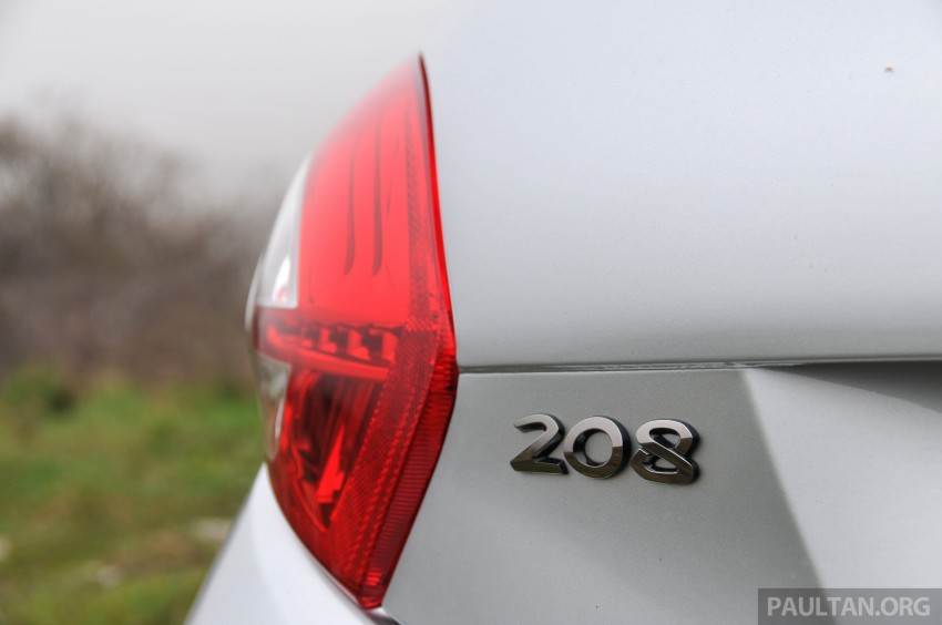 DRIVEN: New Peugeot 208 GTi in the South of France Image #179155