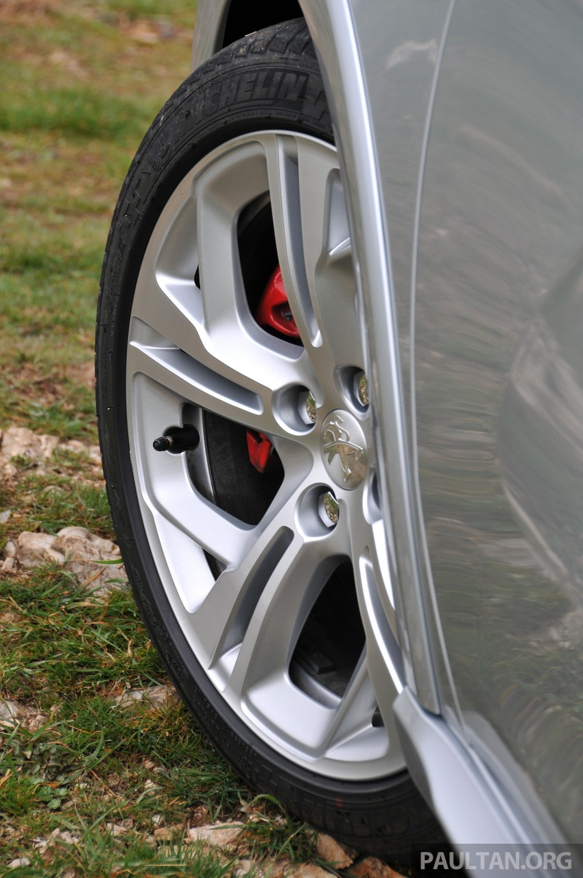 DRIVEN: New Peugeot 208 GTi in the South of France Image #179157