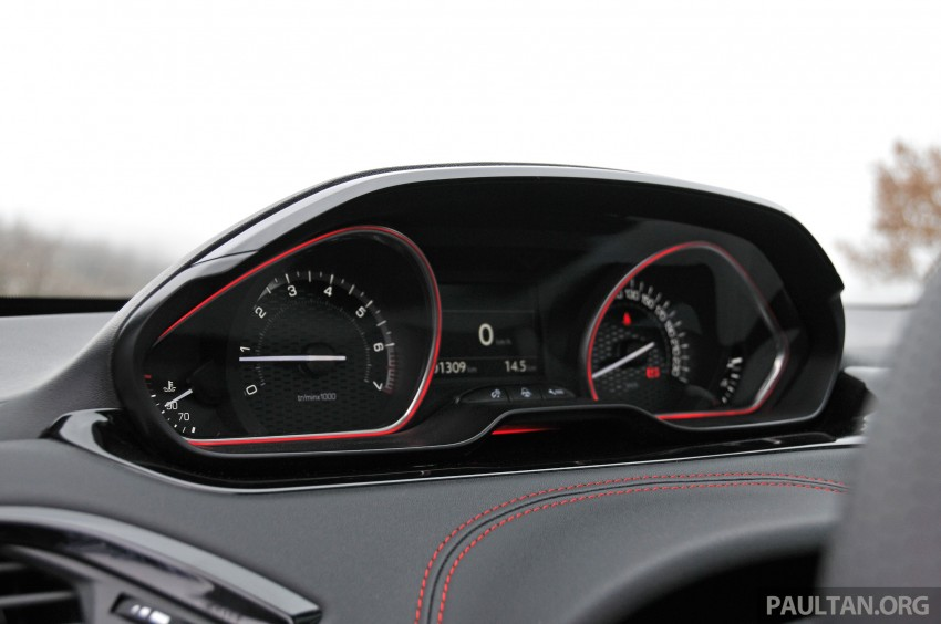 DRIVEN: New Peugeot 208 GTi in the South of France Image #179167