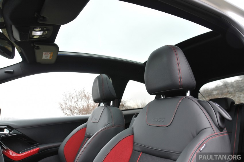 DRIVEN: New Peugeot 208 GTi in the South of France Image #179172