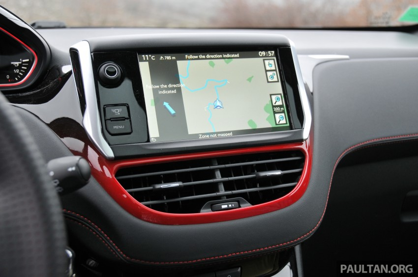 DRIVEN: New Peugeot 208 GTi in the South of France Image #179177