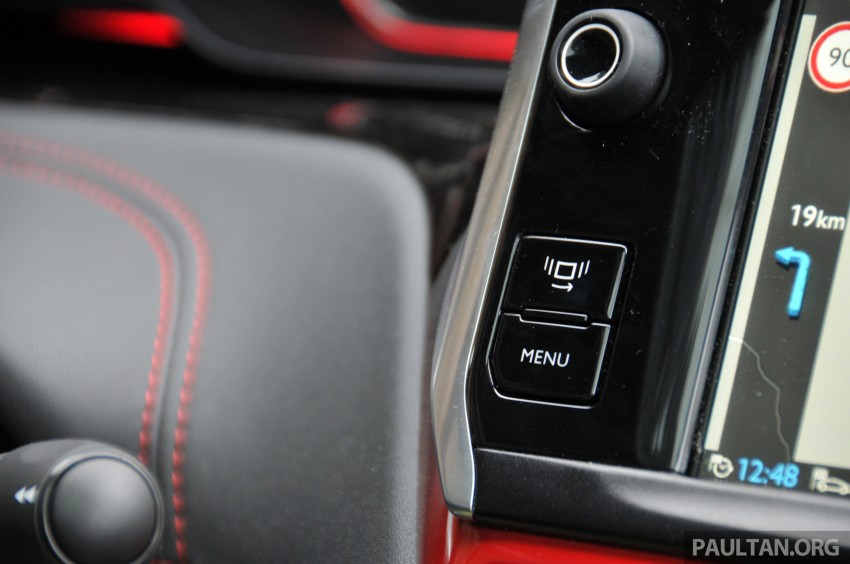 DRIVEN: New Peugeot 208 GTi in the South of France Image #179197