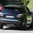 Porsche Cayenne facelift 7