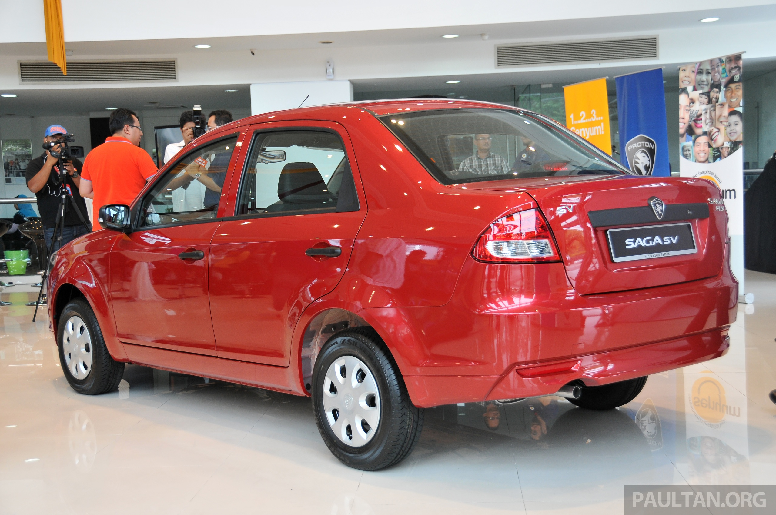 Proton Saga SV launched – from RM33,438 OTR Image 180532